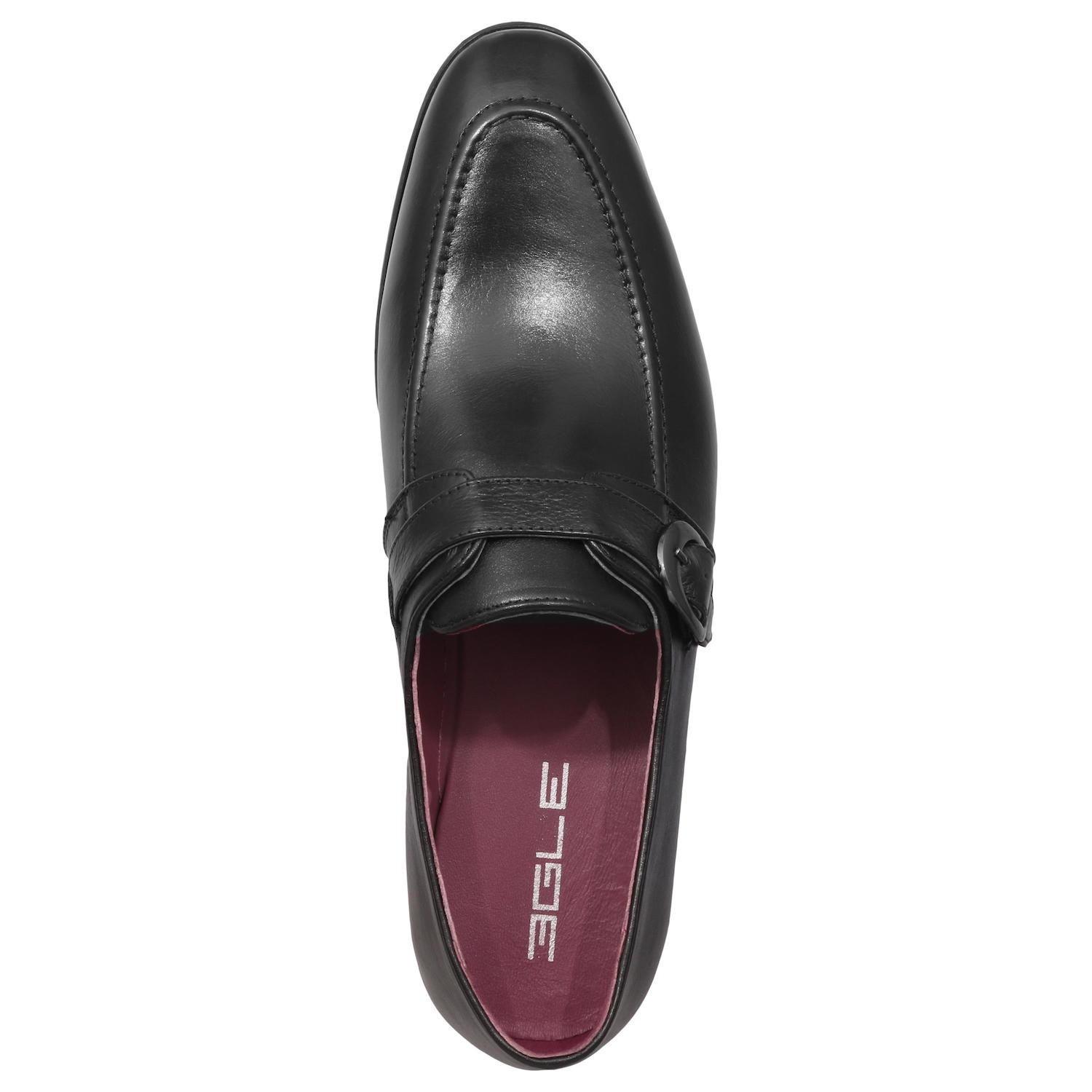 Black Slip-on Formal Shoes