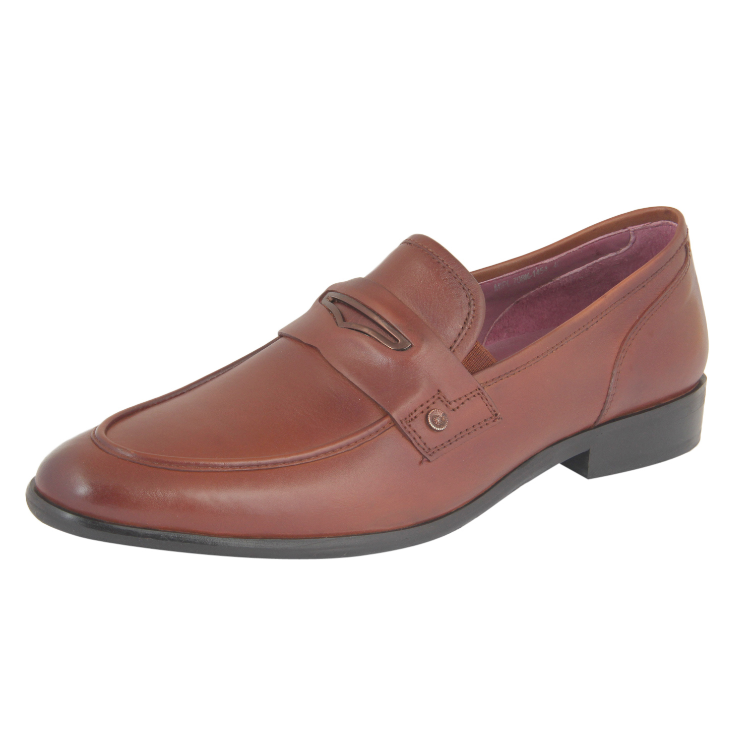 Brown Slip-On Formal Shoes