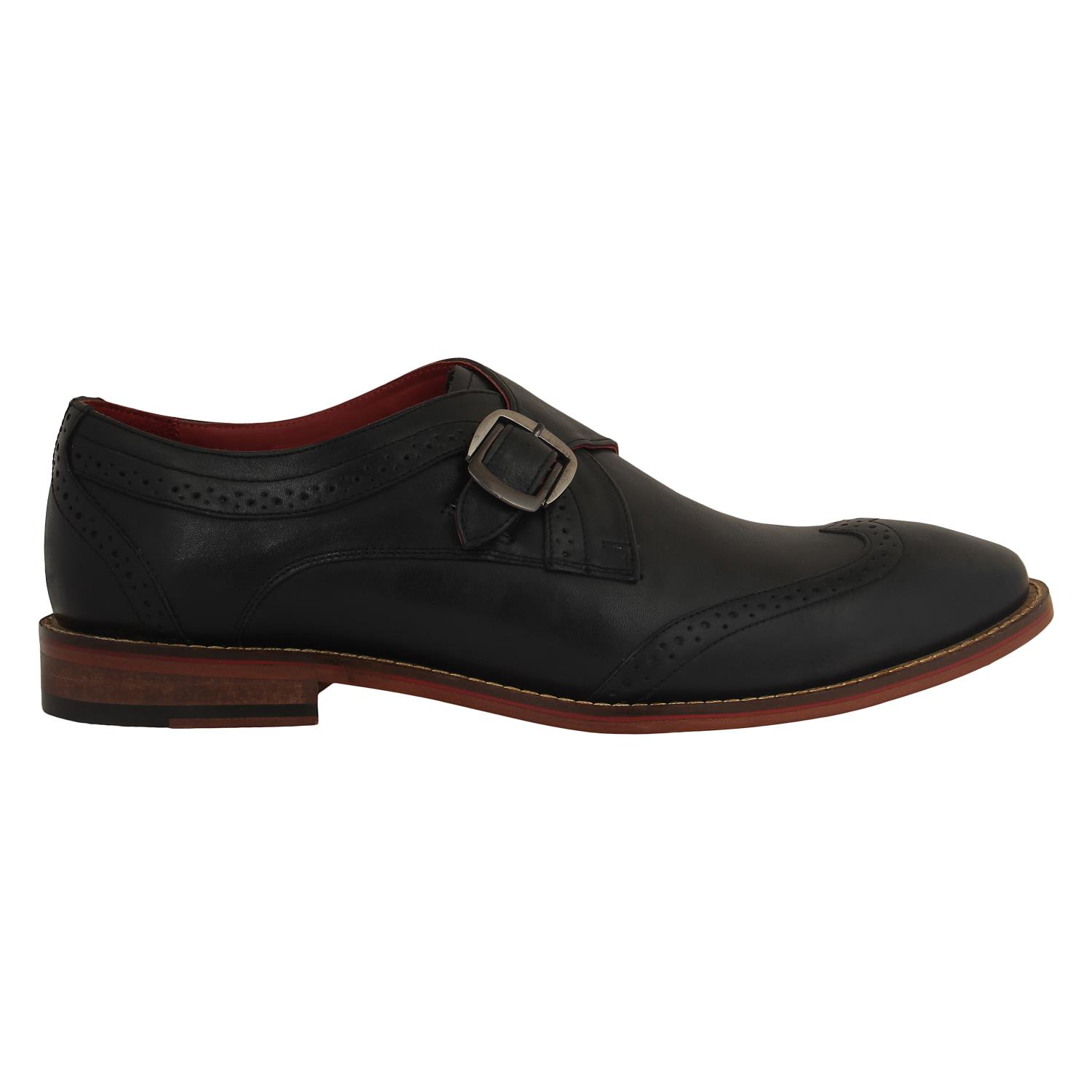 Black slip on Casual shoe